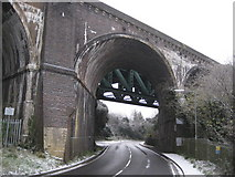 TL1217 : East Hyde: Chiltern Green Viaduct (1) by Nigel Cox