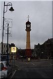 SO1408 : Tredegar Town Clock by michael p brunt