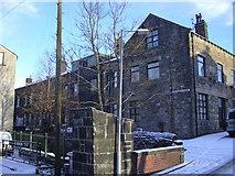SD9321 : Providence Street, Beswick Street, Walsden by Robert Wade