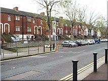 O1634 : Terraced housing on City Quay by Eric Jones