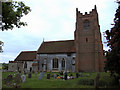 TL8530 : St Andrew's Church    Colne Engaine     Essex by Peter Stack