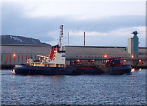 J3576 : The 'Hebble Sand' at Belfast by Rossographer