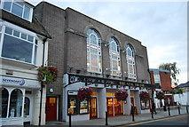 TQ5354 : The Stag Theatre, Sevenoaks by N Chadwick