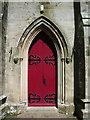 NY3561 : The Parish Church of St Mary the Virgin, Rockcliffe and Cargo, Doorway by Alexander P Kapp