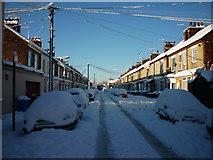 TA0831 : Ventnor Street, Newland Avenue, Hull by Ian S