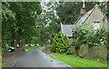 NU0412 : Lodge near Whittingham by Stephen Richards