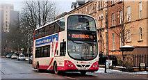 J3372 : Four Winds bus, Belfast (2) by Albert Bridge