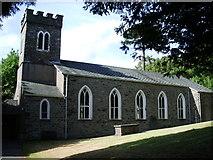 SD3484 : St Anne's Church, Haverthwaite by Alexander P Kapp