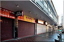 J3374 : Nos 1-21 Bridge Street, Belfast (2) by Albert Bridge