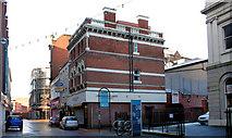 J3374 : Rosemary Street, Belfast (4) by Albert Bridge