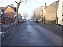 SO9596 : Icy Beckett Street by Gordon Griffiths
