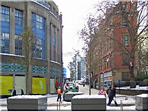 NZ2464 : Darn Crook  (St Andrew Street) from Newgate Street by Andrew Curtis