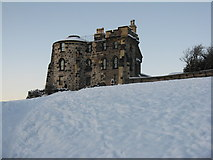 NT2674 : Gothic Tower on Calton Hill by M J Richardson