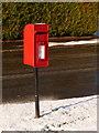 TF8809 : Necton: postbox № PE37 510, Chantry Lane by Chris Downer