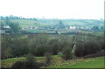 ST6657 : View towards Withy Mills by Rose and Trev Clough
