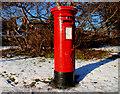 J3875 : Pillar box, Belfast by Albert Bridge