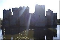 TQ7825 : Bodiam Castle by N Chadwick