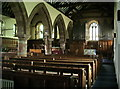 SD2087 : The Church of St Mary Magdalene, Broughton in Furness, Interior by Alexander P Kapp