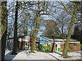 TQ4259 : Spitfire Youth Centre, Biggin Hill by David Anstiss