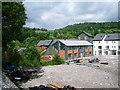 SD3584 : New houses on Backbarrow Ironworks by Alexander P Kapp