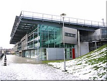 NZ4057 : National Glass Centre, Monkwearmouth by Andrew Curtis