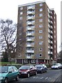SO9098 : Council Housing - Connaught House by John M