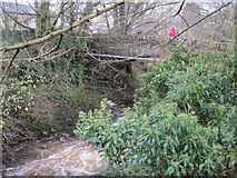 SD6282 : Bridge over Barbon Beck by Les Hull