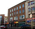 J3374 : The Royal Exchange site, North Street, Belfast (4) by Albert Bridge