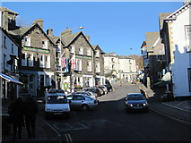 NY3704 : Queens Hotel, Ambleside by Les Hull