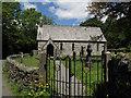 SD2296 : Seathwaite Church, Duddon Valley by Trevor Littlewood