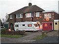 SP1675 : Lights, Poplar Road, Dorridge B93: 1 by Robin Stott