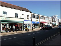 SP2871 : 3-13 Warwick Road, Kenilworth by John Brightley