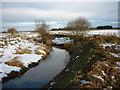 SE7737 : River Foulness near Holme-on-Spalding-Moor by Ian S