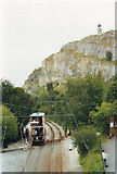 SK3455 : Crich Tramway Village by nick macneill