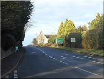 ST7681 : 2010 : A46 looking north toward Nailsworth by Maurice Pullin