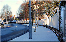J3774 : The North Road, Belfast (4) by Albert Bridge