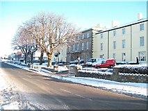 SH4862 : Gwesty'r Celt/Celtic Royal Hotel, Bangor Street by Eric Jones