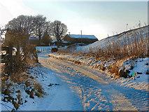SD7909 : Hinds Lane by David Dixon