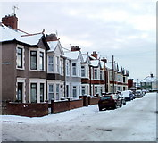 ST3186 : Alice Street houses, Newport by Jaggery