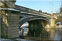 TL4559 : Victoria Bridge by Alan Murray-Rust