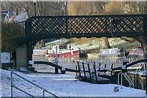 TL4459 : Jesus Green Lock by Alan Murray-Rust