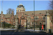 TL4459 : Westminster College by Alan Murray-Rust