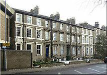 TL4457 : Newnham Terrace by Alan Murray-Rust