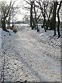 SU9088 : Leaving Flackwell Heath by Graham Horn