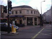 TQ2882 : Great Portland Street station by David Howard
