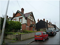 SU7172 : Looking from Lower Field Road towards St Saviour's Terrace by Basher Eyre