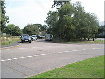 TM2850 : Lay-by between Station Road and the A1152 by Basher Eyre