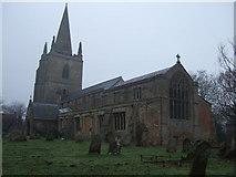 TF5617 : All Saints Church, Tilney All Saints by Richard Humphrey