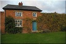SO4465 : Garden Cottage, Croft Castle by Christopher Hilton