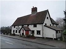 TM2281 : Needham Red Lion public house by Adrian S Pye